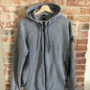 Adidas Stadium ID Full Zip hoodie